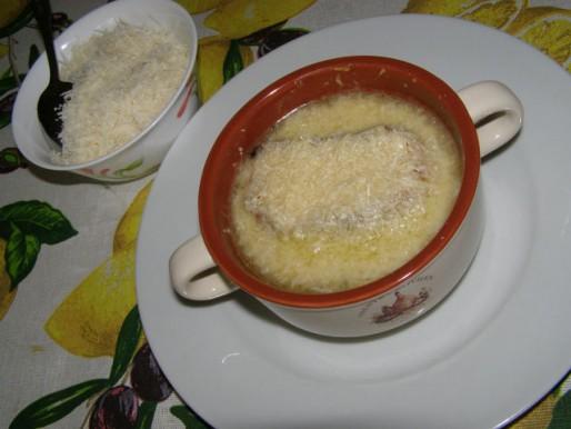 Рецепт. Суп без картошки