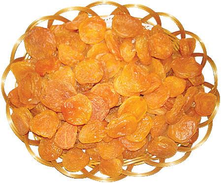 Рецепт. Сушеный абрикос - курага (фруктовый десерт)