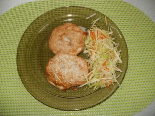 Рецепт. Биточки по-кишиневски из свинины