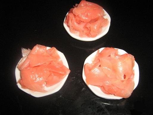 Рецепт. Маринованный имбирь в яблочном уксусе