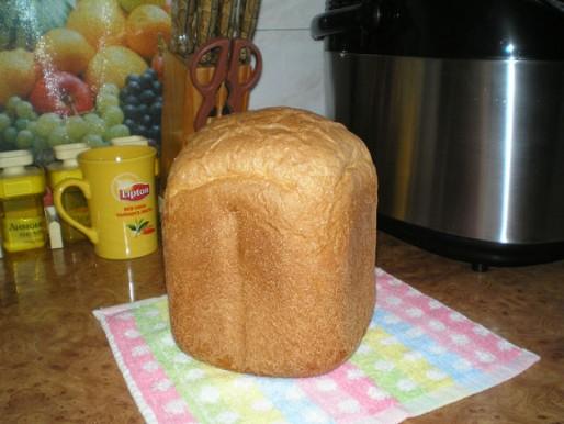 """Рецепт. Кулич в хлебопечке """"Пасхальный"""""""
