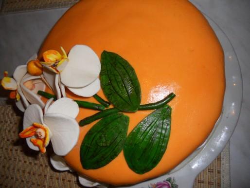 Рецепт. Мастика для торта из маршмеллоу