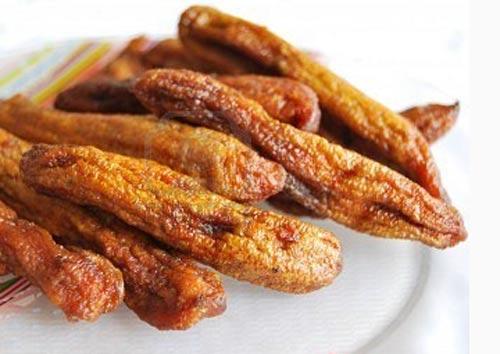 Рецепт. Сушеные бананы в домашних условиях