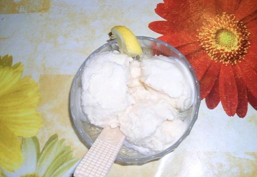 "Рецепт. Домашнее мороженое ""Крем-брюле"""