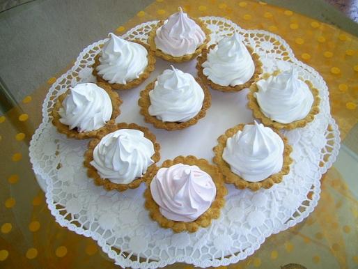 Рецепт. Белковый крем для десертов