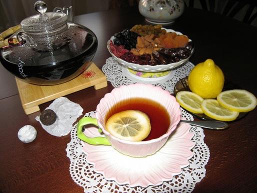 """Рецепт. Чай """"Пуэр"""". Чай для похудения с пользой для здоровья"""