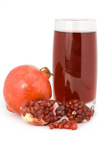 Рецепт. Гранатовый сок