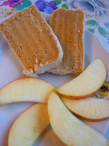 Рецепт. Пастила из яблок
