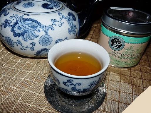 Рецепт. Желтый чай «Хельба» из пажитника
